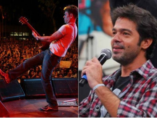 Bruno Mazzeo detona banda Ultraje a Rigor e é chamado de 'babaca' - Música - R7