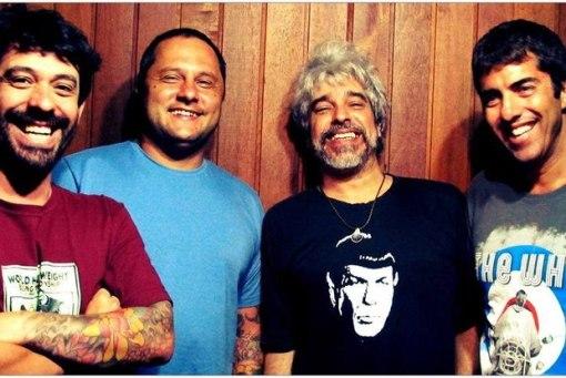 Ex-guitarrista do Ultraje A Rigor lembra repertório da banda em Ipanema - Diversão - O Dia - Linkis.com
